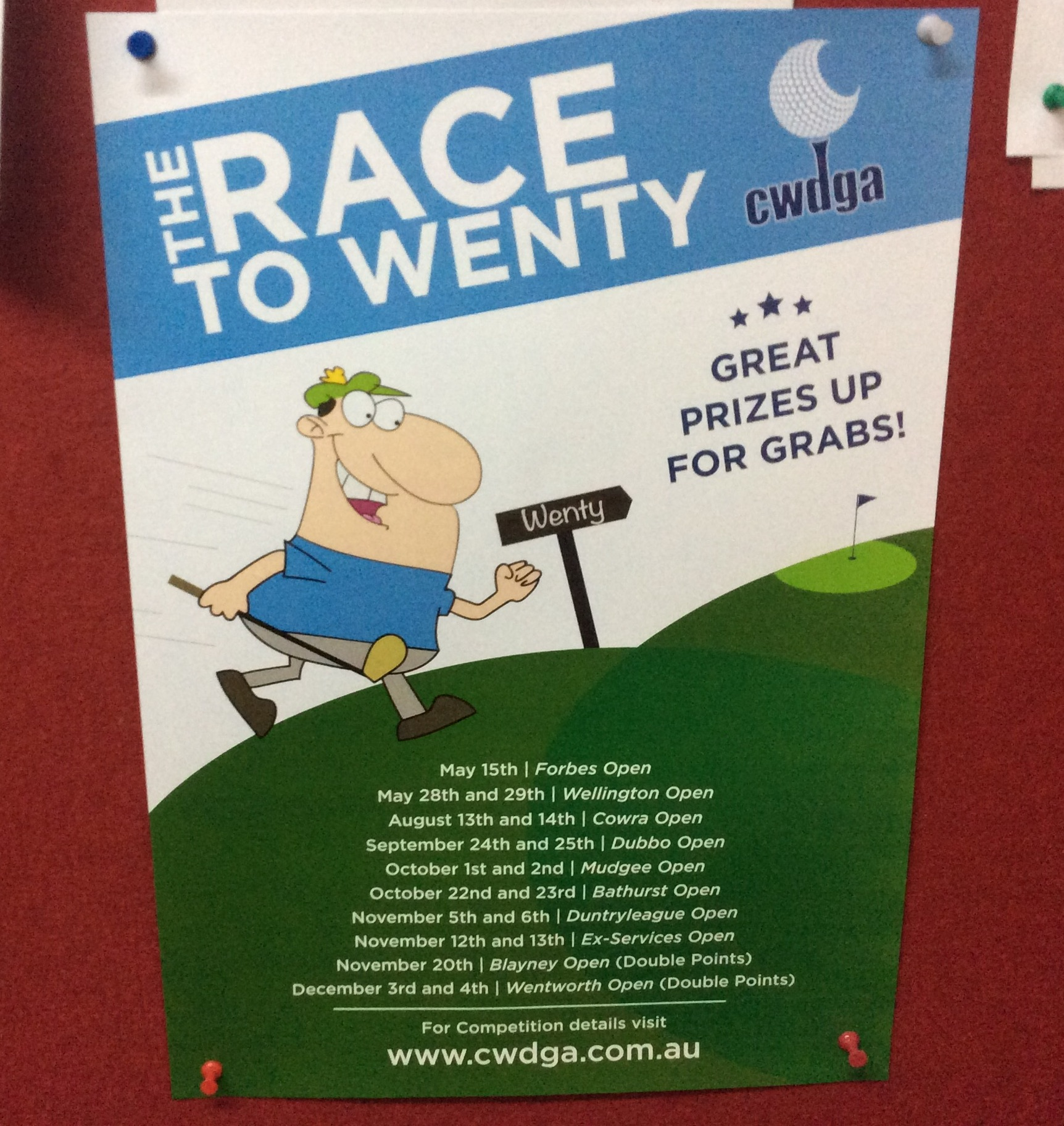 The Race to Wenty Gallery